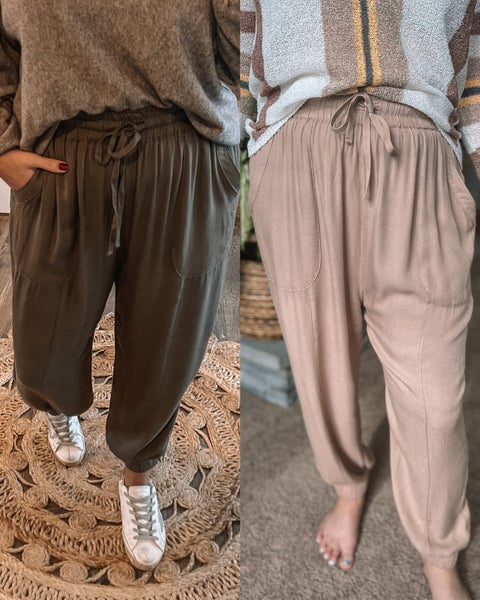 Olive These Pants So Much