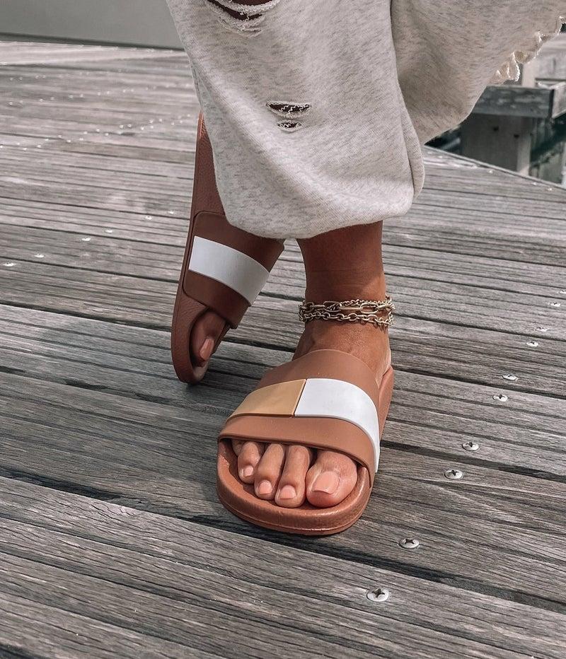 New Wave Ankle Bracelet
