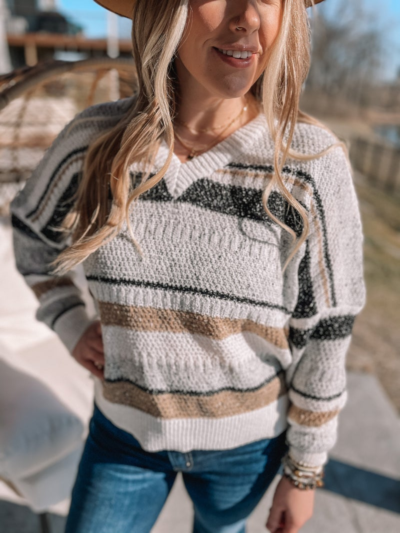 Throwback Sweater