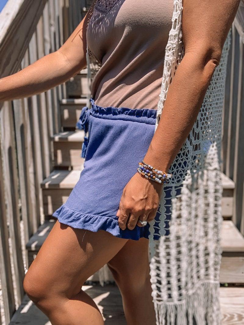 Ocean Blues Shorts