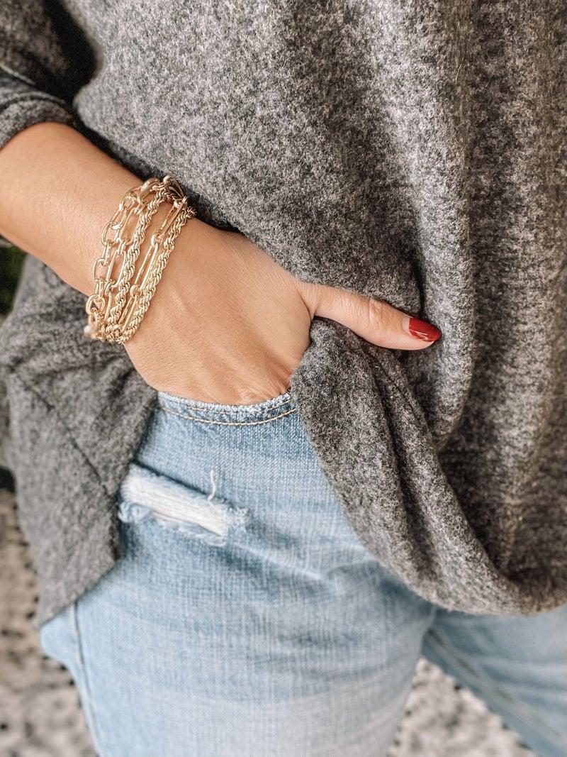 Linked in Love Bracelet