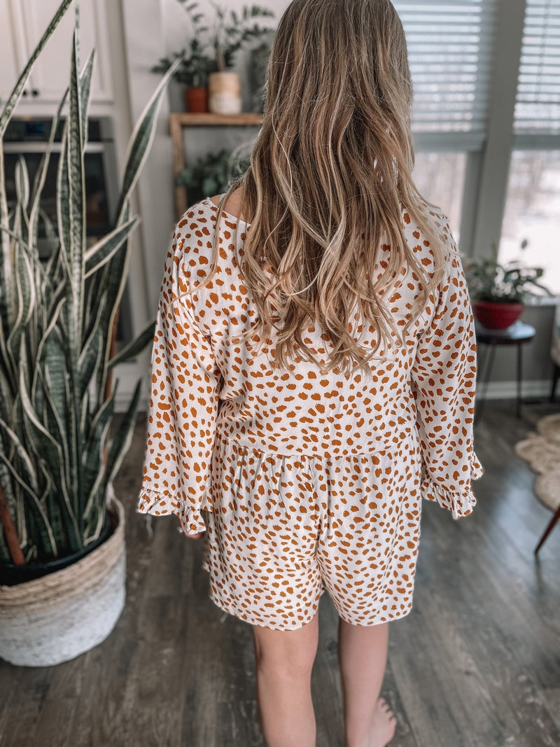 Spirit Animal Romper