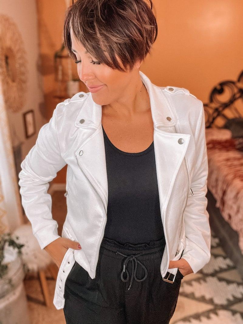 White Heat Jacket