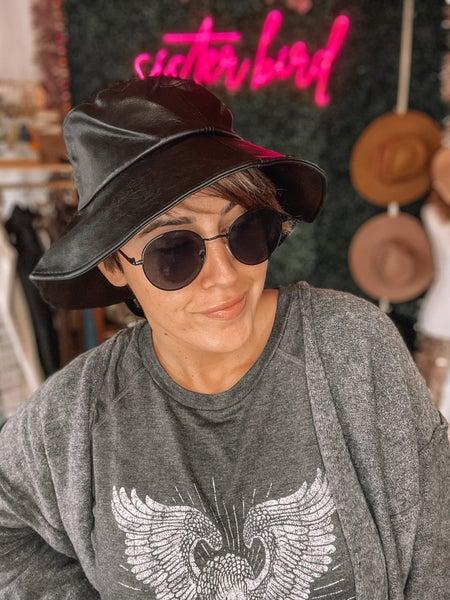 Chic and Sleek Bucket Hat *Final Sale*