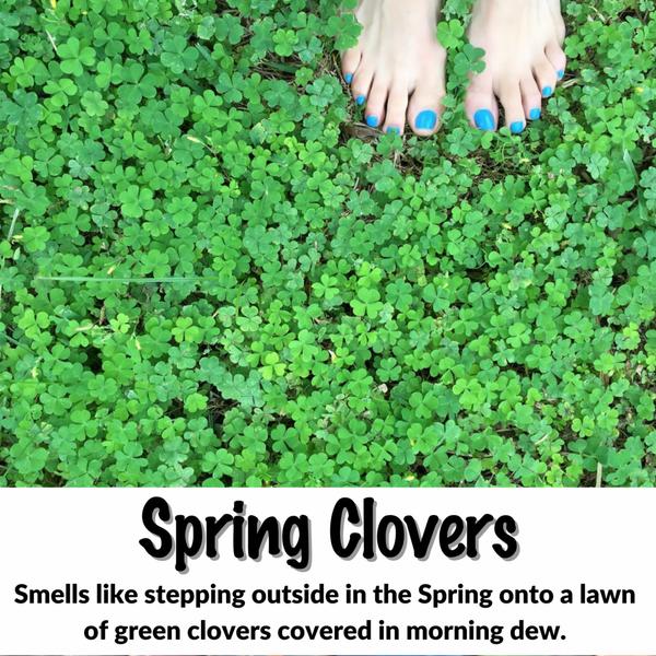 Spring Clovers