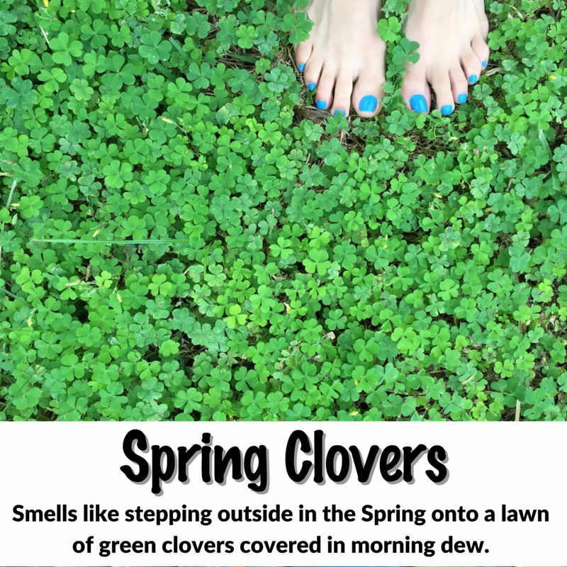 Spring Clovers