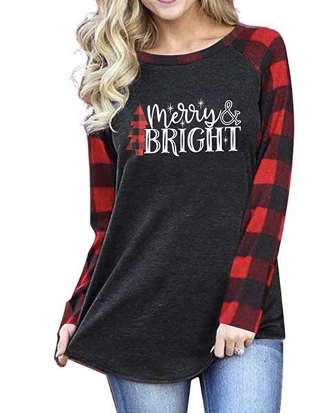 Merry & Bright Long Sleeve
