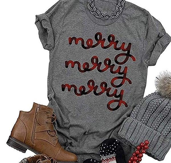 Merry Merry Merry T-Shirt