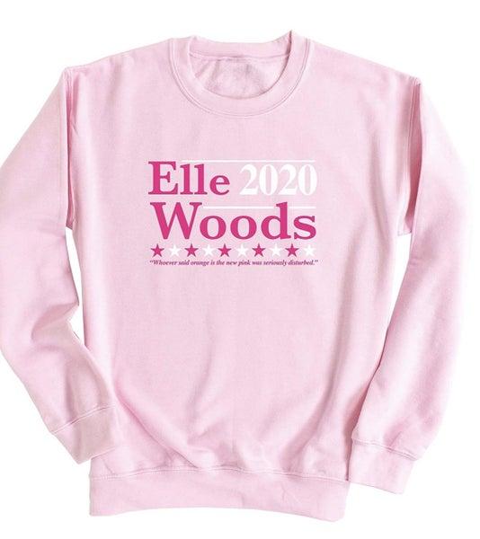 Elle Woods For President