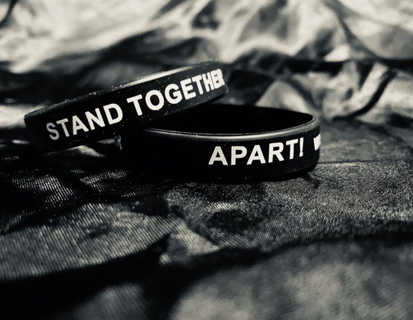 Together Apart Bracelet- Support the American Humane Society