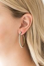 Must Be The Money - Brass Earrings
