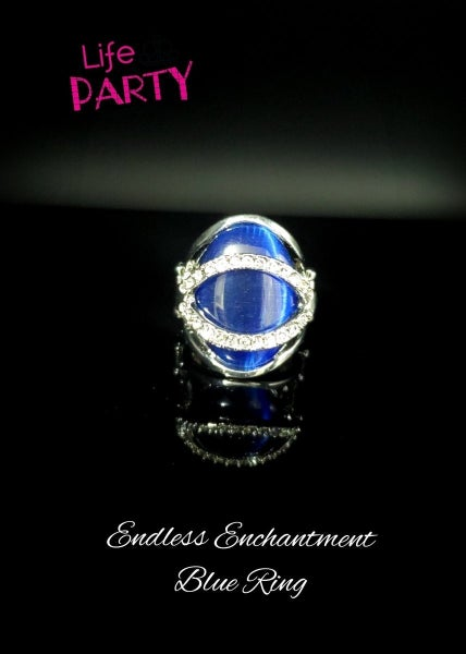 Endless Enchantment: Blue Ring - November 2020 Life Of The Party Exclusive