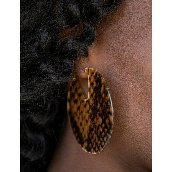 Hit Or HISS - Multi Earrings