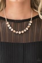 Simple Sheen - Rose Gold Necklace