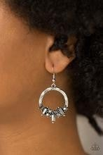 On The Uptrend - Silver Earrings