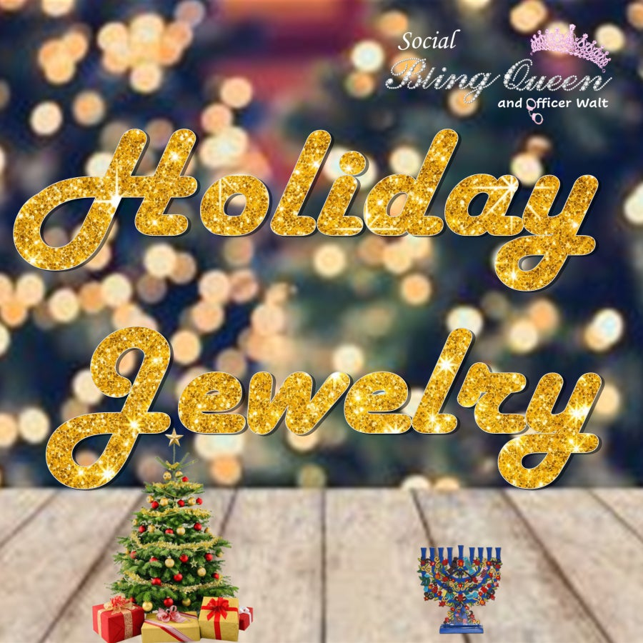 Holiday Jewelry & Accessories