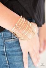 Front Line Shine - Gold Bracelet