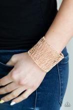 Work For WIRE - Rose Gold Bracelet