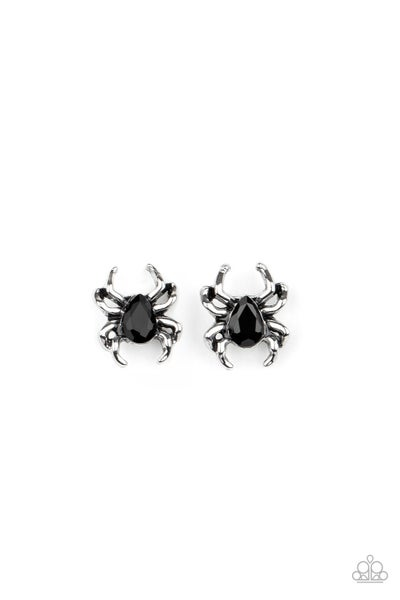 Kid's or for Fun - Halloween Spider Earrings