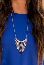 Glitter Bomb - Gold Necklace