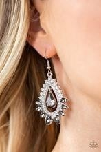 Boss Brilliance - Silver Earrings