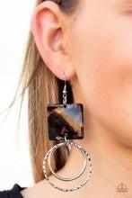 Maven Maker - Black ♥ Earrings
