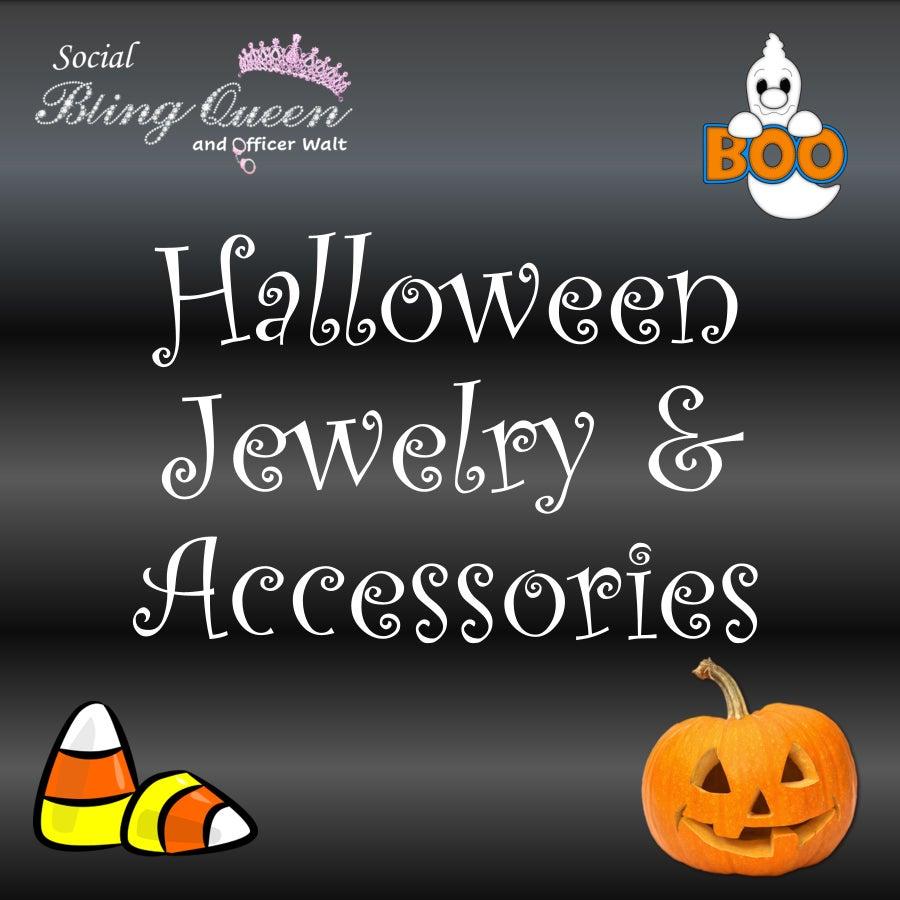 Halloween Jewelry & Accessories