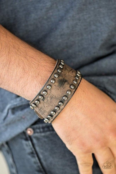 Cattle Drive - Brown ♥ Bracelet