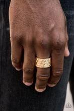 Self-Made Man - Gold Ring