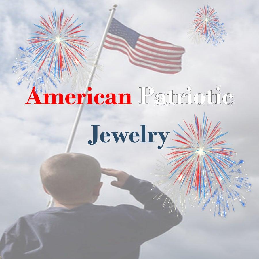 American Pride - Patriotic Jewelry