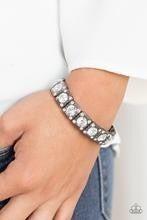 Blinged Out - Black Bracelet