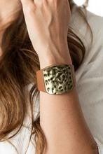 Brighten Up - Brass Bracelet