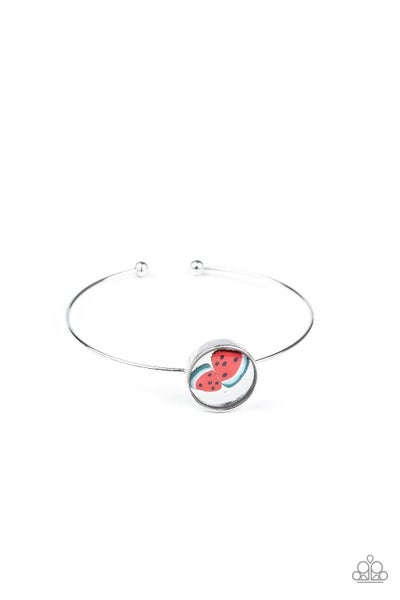 Starlet Shimmer Fruity Wire Cuff Bracelets