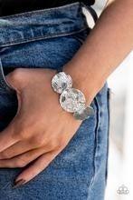 Urban Aftershock - Silver Bracelet