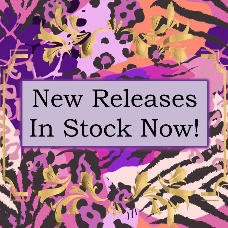 New Releases - In Stock Now