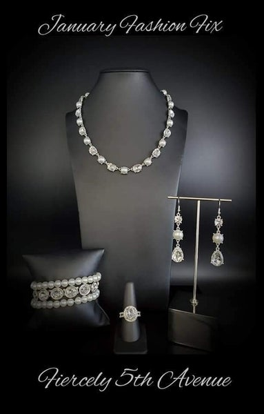 Fiercely 5th Avenue - Complete Trend Blend - Pearls & Rhinestones - January 2021