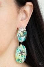 Flaky Fashion - Multi Post Earrings