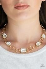 Urban District - Gold Necklace