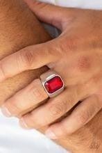 Scholar - Red Ring