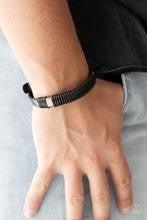 What Happens On The Road... - Black Bracelet