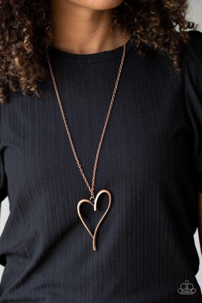 HEARTS So Good - Copper
