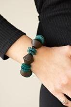Bermuda Boardwalk - Blue Bracelet