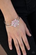 Garden Extravagance - Pink Bracelet