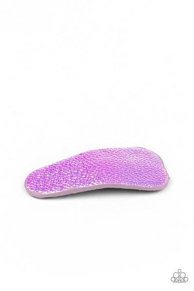 Pre-Sale - CLIP It Good - Iridescent Pink Hair Clip