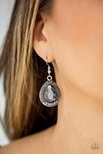 Grandmaster Shimmer - Silver Earrings
