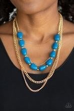 Trend Status - Blue Necklace