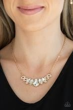 Bride-to-BEAM - Gold Necklace