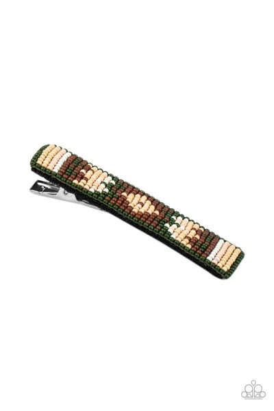 Pre-Sale - Lay of the Desert – Southwestern Styled Hair Clip