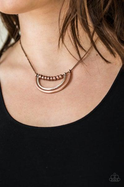 Artificial Arches - Copper
