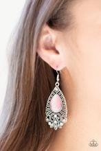 Majestically Malibu - Pink Earrings